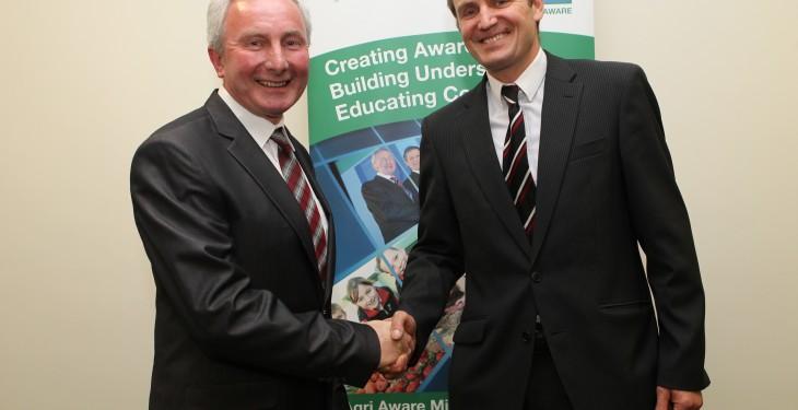 Cavan farmer elected new Chairman of Agri Aware