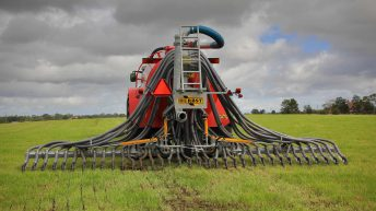 Slurry spreading: How much does it cost?