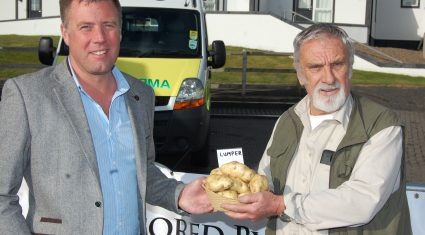 The importance of our potato heritage