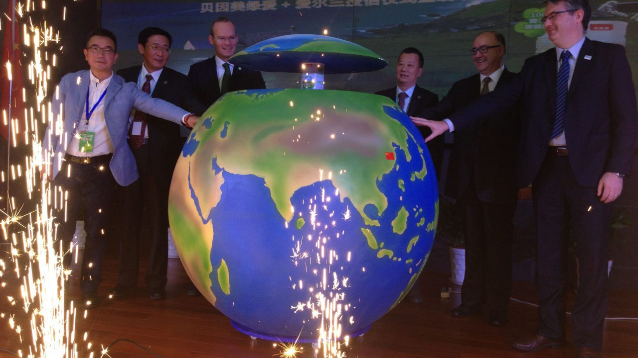 China trade mission to become an annual event