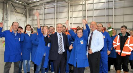 C&D Foods opens state-of-the-art facility at Edgeworthstown