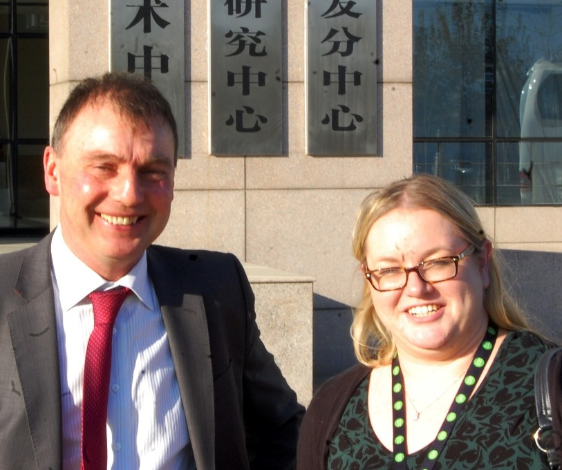 Ireland needs united dairy front in China – ICMSA