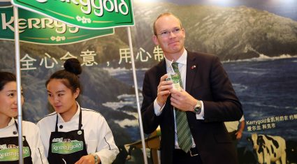 Food and drink exports to reach €15bn by 2025, says Minister Coveney