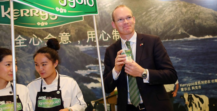 New Kerrygold whole milk product launched in China