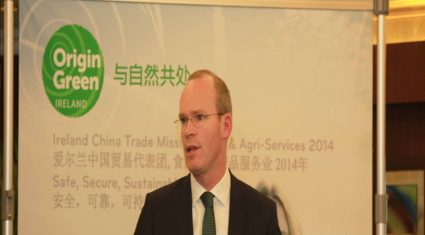 Coveney says beef markets to start moving upwards