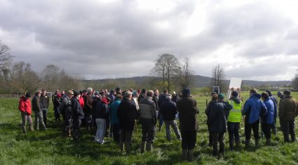 Farmers benefiting from discussion groups – Teagasc