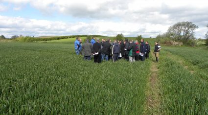 Payments issue to farmers in discussion group programmes