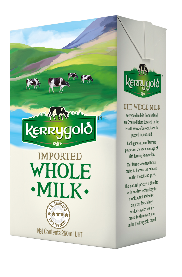 Kerrygold whole milk.