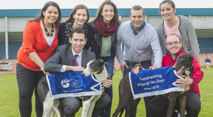 Macra goes to the dogs to help local clubs