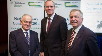Global demand for food is relentless, Aidan Cotter tells Dairy Conference