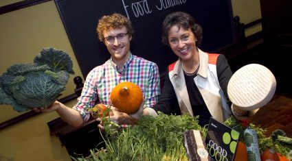 400 Good Food Ireland producers to feed the Web Summit