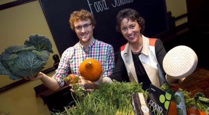 400 Good Food Ireland producers to feed the Web Summit
