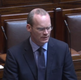 Simon Coveney dail