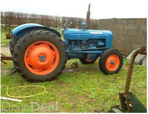 Done Deal Tractor >> 50 000 Porsche Tractor For Sale On Donedeal Agriland Ie