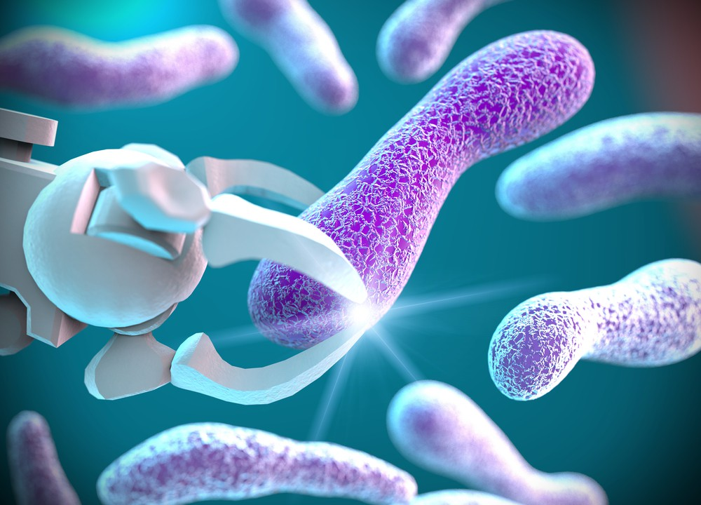 Antibiotic resistance can occur naturally in soil bacteria