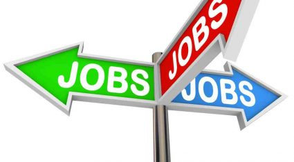 Current job opportunities in the agricultural sector