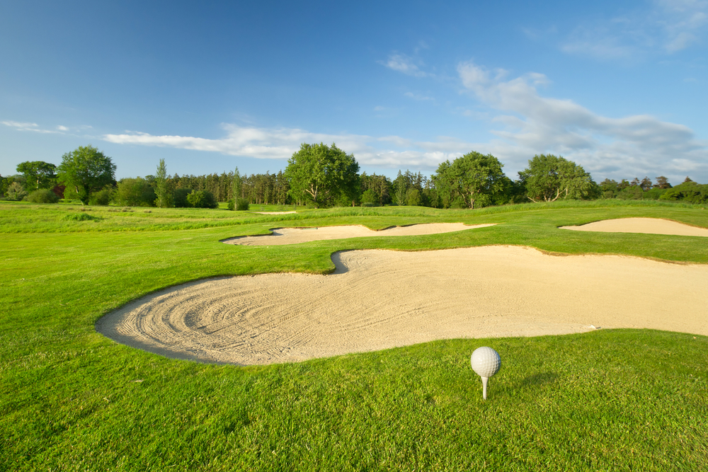 IFA county chair among invitees of Oireachtas Golf Society event
