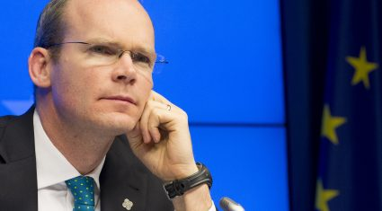 Coveney sets out his stall for the remainder of his term