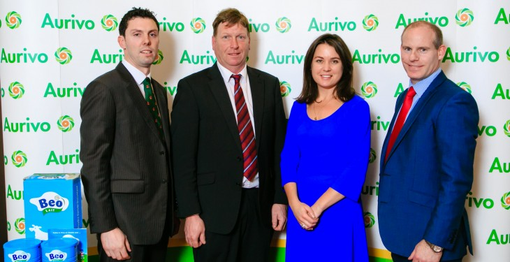 Aurivo suppliers told medium to long term outlook is positive