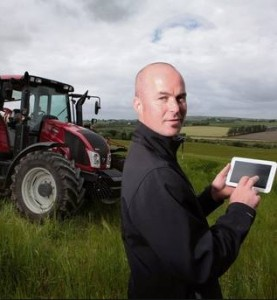 Gareth Devenney, Co-Founder of Farmflo and Arable Farmer