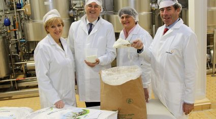 Glanbia invests €7.8m in new plant to double production