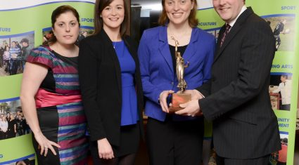Macra na Feirme Public Speaking Competitions Winners