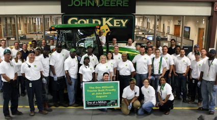Augusta produces 1 millionth John Deere tractor