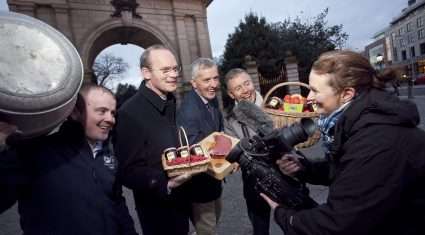 UTV to launch Irish farming show in January