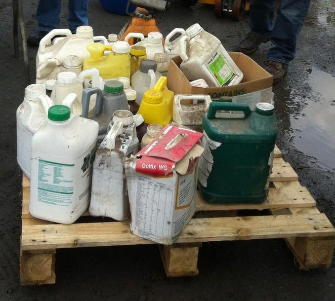 Campaign sees 256 tonnes of farm hazardous waste collected