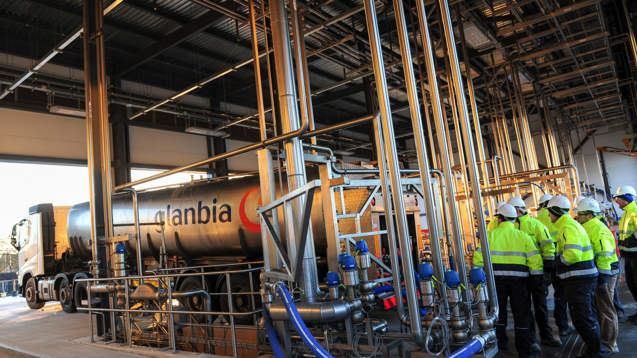 Glanbia gets green light to progress with €140m cheese plant