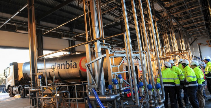 Glanbia cuts its milk price again – August milk price down 0.5c/L