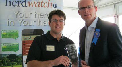 Herdwatch wins emerging new business award