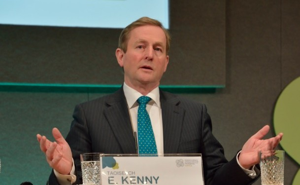 Kenny singles out agriculture in key speech at climate change talks