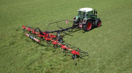 Low dairy prices negatively affects grassland equipment purchasing