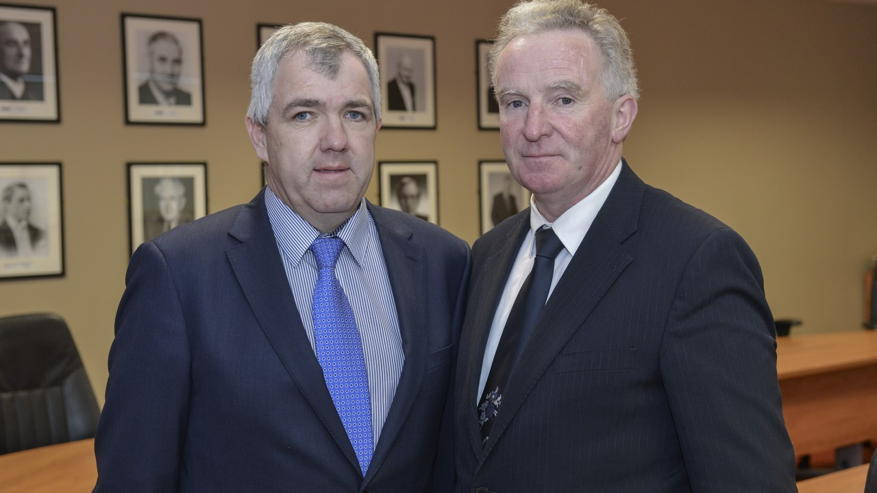 Dairygold Board elects new Chairman and Vice Chairman