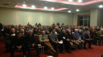 Huge interest in young farmer entitlements at Teagasc spring crop seminar