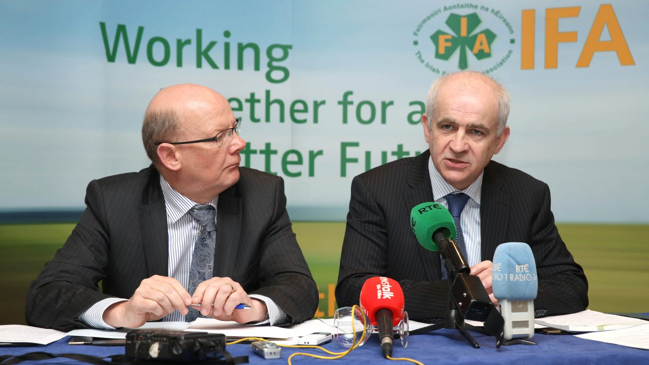 IFA General Secretary looking forward to resolving questions around leadership today