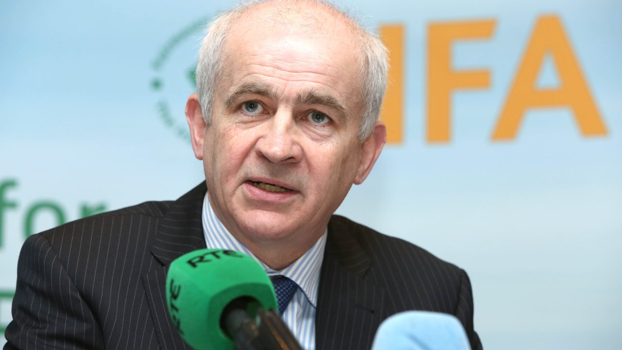 'Agriculture could be left in the slow lane of economic recovery'