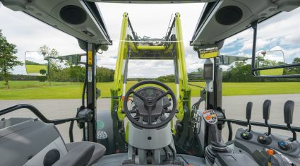 Claas Arion 400 to feature at the FTMTA Punchestown Show