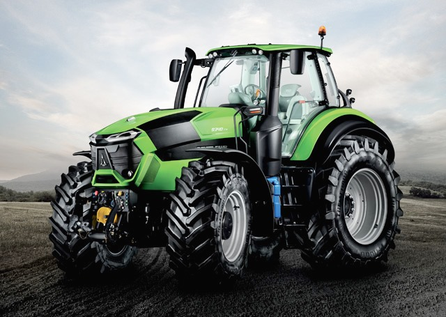 'Ireland is a growth market for tractor sales'