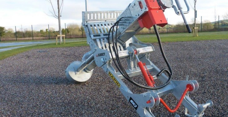 Abbey Machinery showcasing two new products at FTMTA show