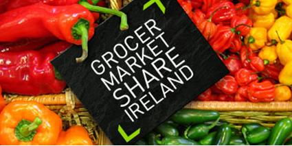 Irish grocery market sales receive boost