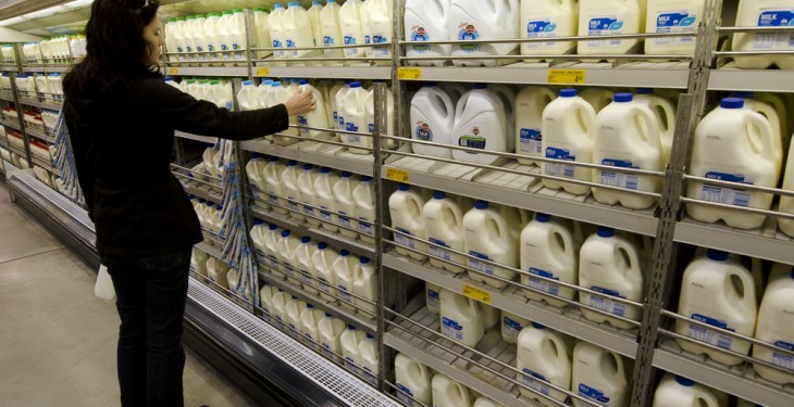 Danone predicts milk price rebound in the second half of 2015