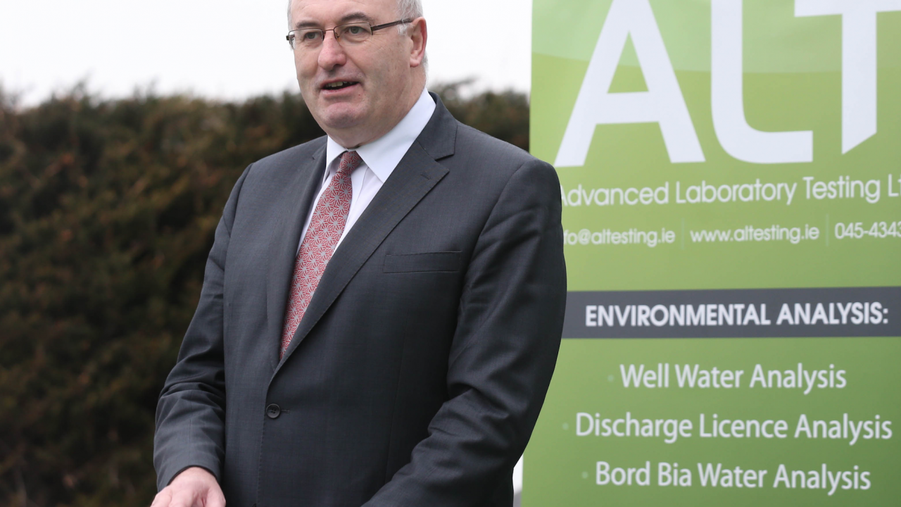 Kildare agri-food testing laboratory to double workforce in 2015