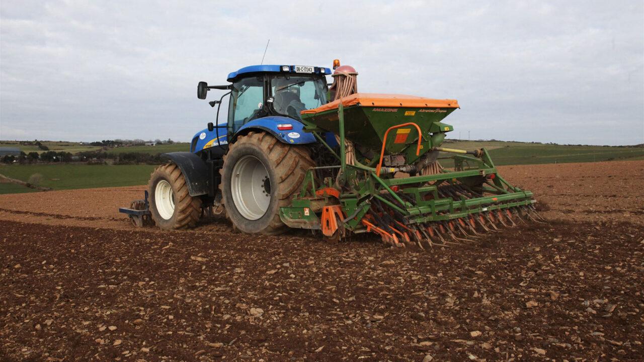 Weather key to uptake of new protein crop scheme
