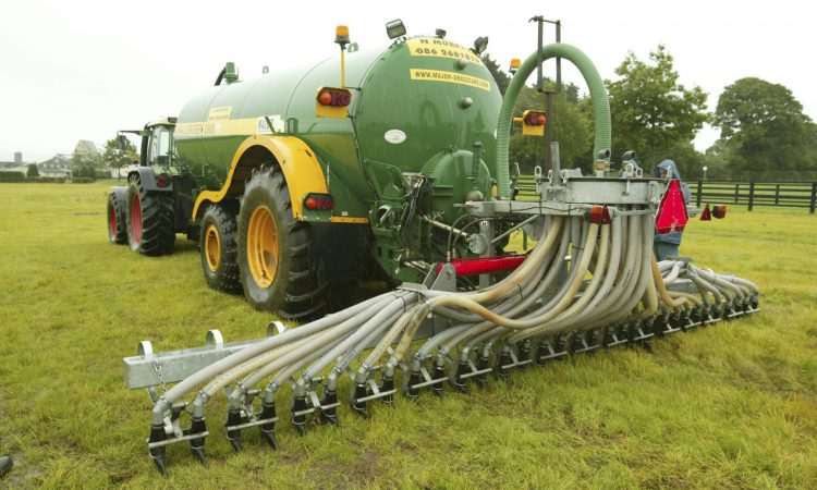 Actiglene: Get more grass from your cattle slurry