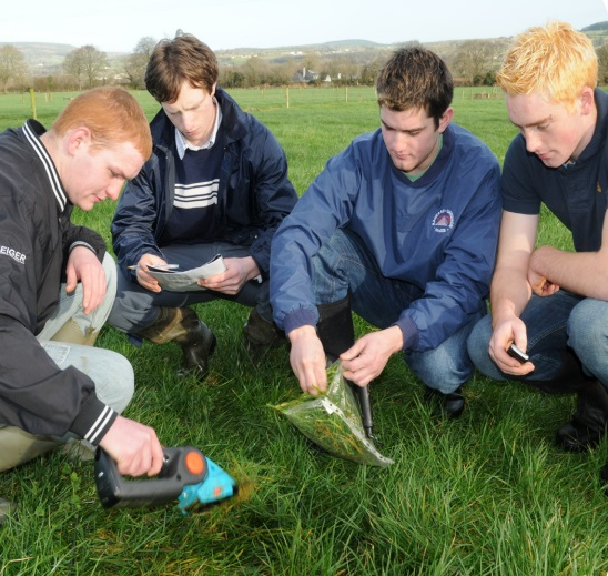 'Young farmers worried that climate change debate could impact on their businesses'