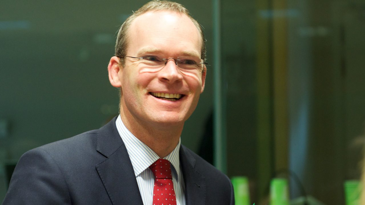 Coveney leads trade promotion to US for Irish beef