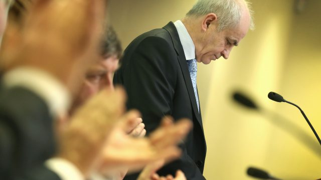 IFA voting procedures show hierarchical display of power