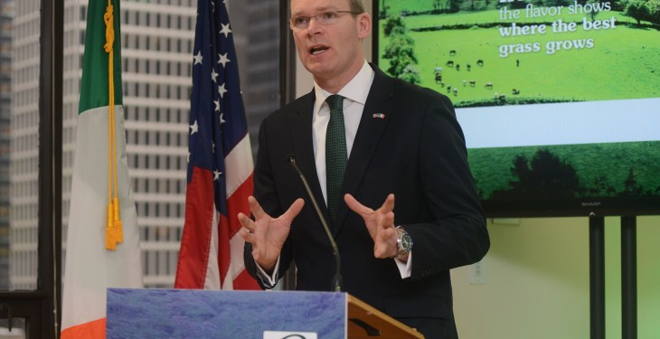 Ambassador Coveney shines but Minister for Agriculture needs rural support